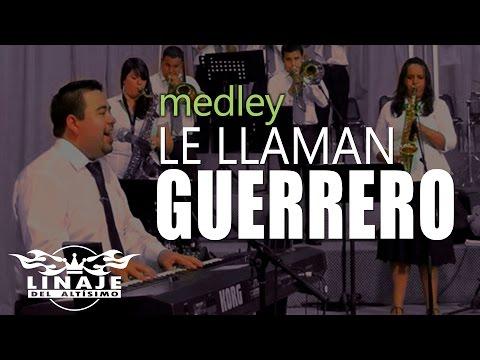 Menap - Este es un Medley de júbilo entonado por Linaje del Altísimo el domingo 04 de noviembre de 2012, en el culto de clausura de nuestro 16° Aniversario, celebrad...