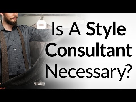 Is a Style Consultant Necessary?   3 Options For Image Consulting For The Regular Guy