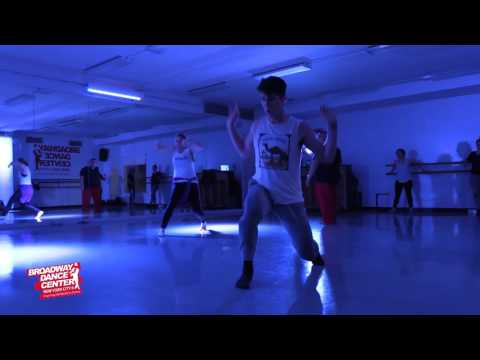 Cockiness (Love It) - Rihanna | Choreo by Mike Esperanza | CLASS FOOTAGE | #bdcnyc