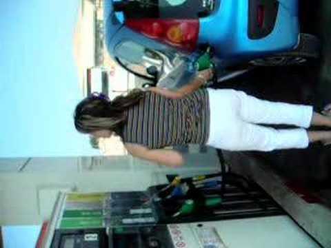 comment prendre de l'essence dans une voiture