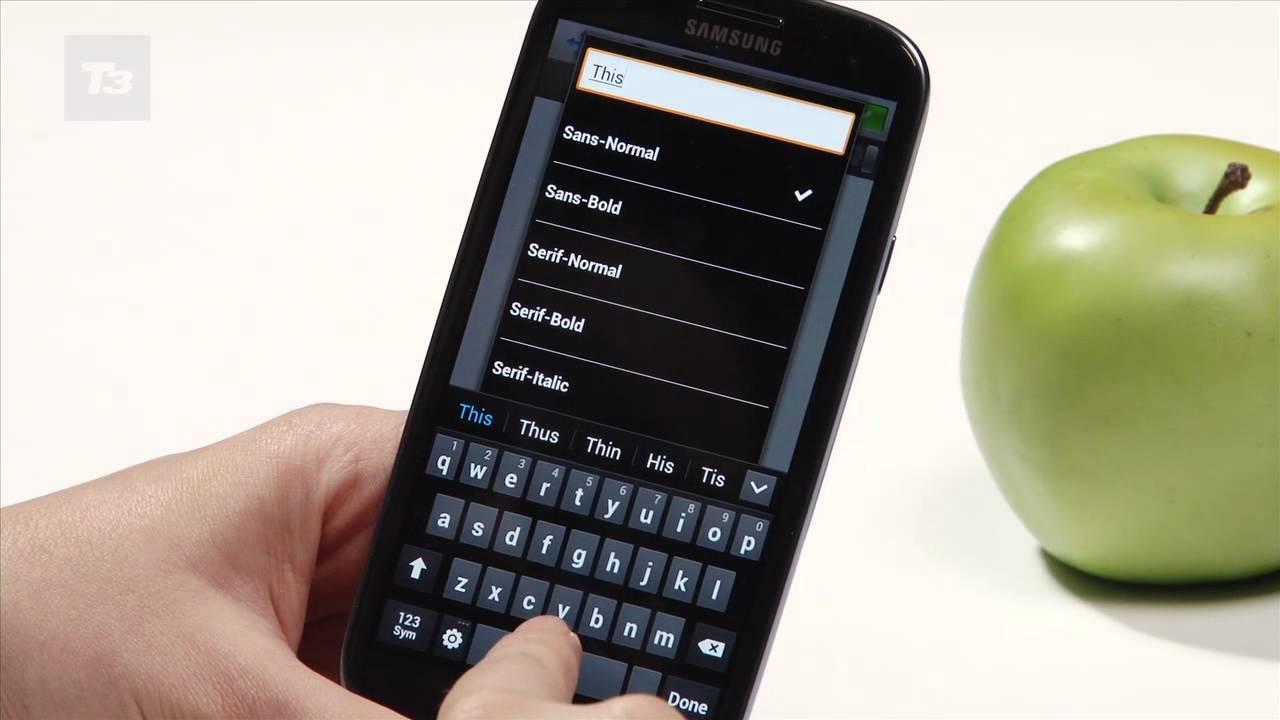 Descargar Samsung Galaxy S3 free apps to download: Dropbox, Instagram & more para Celular  #Android