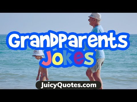 Funny quotes - Funny Grandpa Jokes and Puns - Will make you laugh!