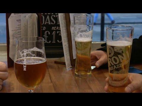 «Στεγνός» από αλκοόλ ο Ιανουάριος στη Βρετανία