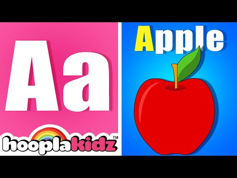 Phonics Songs | Learn Alphabet, ABC and Phonics Sounds in 20 Min by Hooplakidz