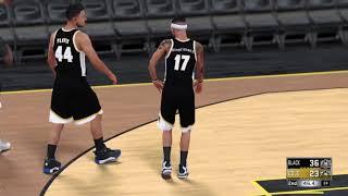 NBA 2k18 ProAm Game