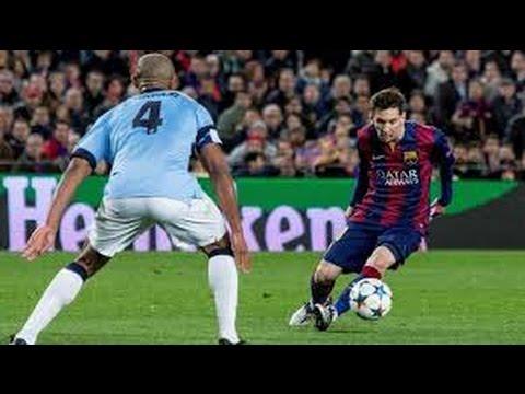 FC Barcelona vs Manchester City 4-0 All Goals Highlights Champions League 19/10/2016