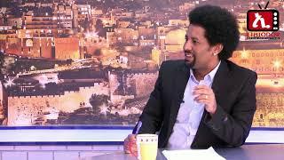"""מנכ""""ל עמותת טבקה פנטהון אספה דוויט בראיון באולפן אתיודור"""