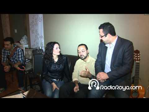 Neemeha-Behnam Jahanbeiglou, Radio Roya