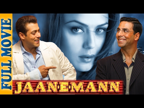 Jaan-E-Mann (HD) - Super Hit Comedy Movie - Salman Khan - Akshay Kumar - Preity Zinta (видео)