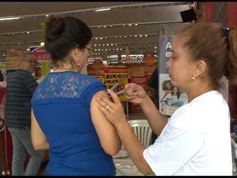 [JORNAL D TRIBUNA] Campanha de vacinação contra a gripe cria novos postos de atendimento