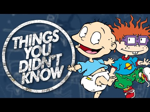 7 Things You Didn t Know About Rugrats