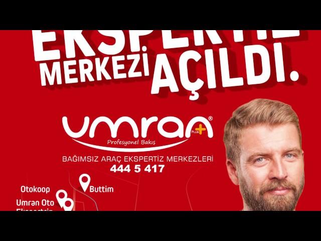 Bursa Umran Oto Ekspertiz Açılış Töreni 2017