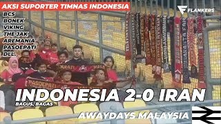 Video ULTRAS GARUDA AWAYDAY MALAYSIA   INDONESIA 2-0 IRAN AFC U-16 MP3, 3GP, MP4, WEBM, AVI, FLV September 2018