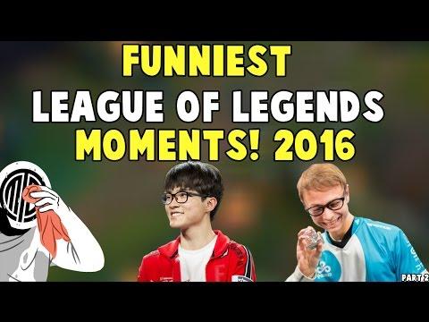 不可錯過的2016年爆笑聯盟