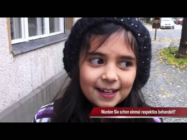 Video - Meine Schule Berlin: Wir alle brauchen RESPEKT