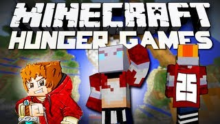 Minecraft Hunger Games - Episode #25 w/Bajan Canadian - MOON UNIT ZAPPA!