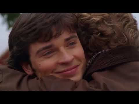 Smallville 5x12 - Clark tells the Kents that he proposed to Lana / Lana talks to Lois