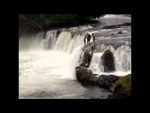 Cataratas de Itaguaçu - Goiás