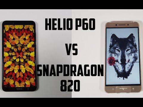 Helio P60 vs Snapdragon 820 Speed test/Comparison/Nokia vs Leeco/Stock Android vs Pixel ROM