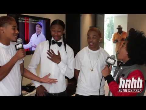 Hotnewhiphop - Don't Forget to Subscribe! http://hnhh.co/yosub // http://hnhh.co/yo HotNewHipHop went behind the scenes at Mindless Behavior's