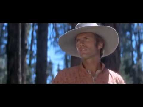 I Talk To The Trees by Clint Eastwood