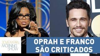 """Video Hipocrisia? James Franco e Oprah são criticados por apoio ao movimento """"Time's Up"""" MP3, 3GP, MP4, WEBM, AVI, FLV April 2018"""