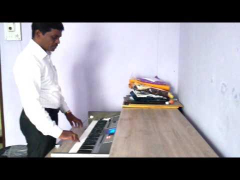 Popat pisatala on piano music