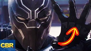 Video 10 Hidden Superpowers You Didn't Know Black Panther Had MP3, 3GP, MP4, WEBM, AVI, FLV Februari 2018