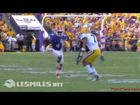 Mathieu - Tyrann Mathieu Highlights Highlights of Tyrann Mathieu AKA ''The Honey Badger''. He was the first defensive Heisman finalist in LSU's history. No Copyright I...