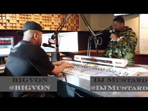 DJ Mustard talks sending beats to Jay Z & working with Rihanna (Video)