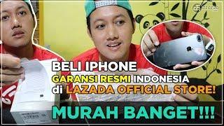 Video Beli iPhone 7 Plus di Lazada Apple Official Store! MURAH BANGET!!! MP3, 3GP, MP4, WEBM, AVI, FLV Mei 2019