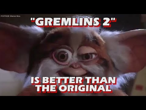 Unpopular Opinion - Gremlins 2 Is Better Than the Original