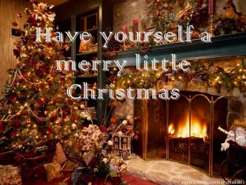 Demi Lovato - Have Yourself A Merry Little Christmas (Revised w/ Lyrics)