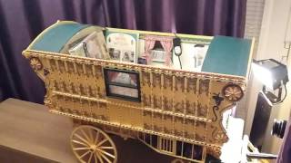 FA7036 - Caravan Animation - Time Lapse
