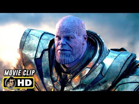 "AVENGERS: ENDGAME (2019) Clip - ""Let's Kill Him Properly This Time"" [HD]"