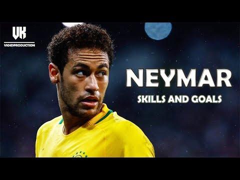 Neymar Junior ● FRIEND ● PSG ● Skills & Goals ● 2017/18 |HD|
