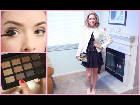 ready - I went to the QVC Oscars party so I thought I'd film a video! ♡ See my Instagram pics from the Oscar Parties: http://bit.ly/1lOPGoo ♡ Check out Shop Nikki: h...