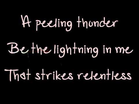 Snow Patrol - What if the storm ends lyrics