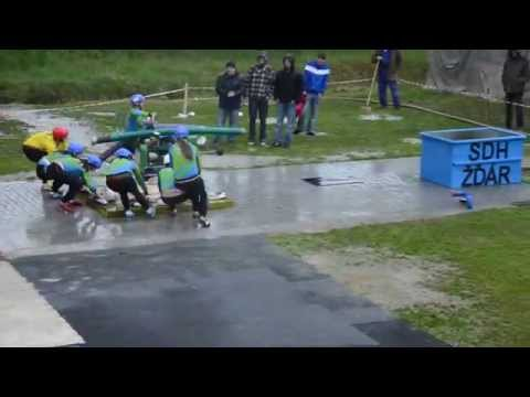 Hasičská soutěž Žďár