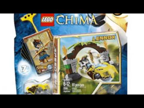 Video Video analysis of the Chima Jungle Gates