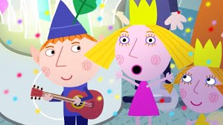 Video Ben and Holly's Little Kingdom 🎵Ben And Holly Sing A Song Special 🎶 1Hour | HD Cartoons for Kids MP3, 3GP, MP4, WEBM, AVI, FLV Juli 2019