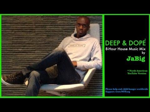 8 Hour Deep House Mix by JaBig (Studying, Beach, Lounge, Restaurant, Bar DJ Music Playlist Set)
