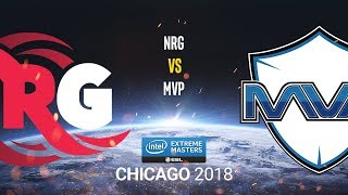 NRG vs MVP - IEM Chicago 2018 - map2 - de_train [ceh9]