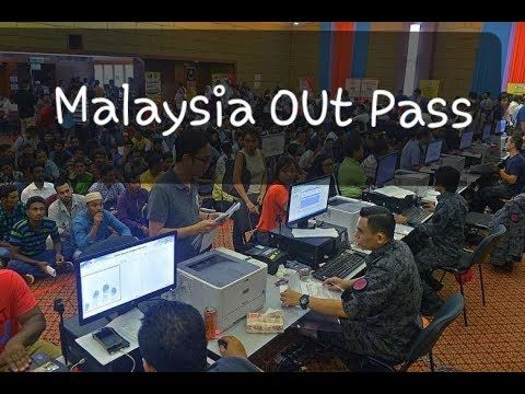 Malaysia Out Pass K Baray Mein..