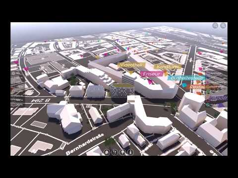 SHAP3D Virtual Reality SUEBA Pforzheim 2017