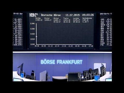 Ευρώπη: Άνοδος στις αγορές μετά τη συμφωνία