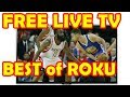 Best way to Watch Free Live Cable TV on Roku