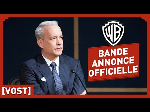Sully - Bande Annonce Officielle (VOST) - Tom Hanks