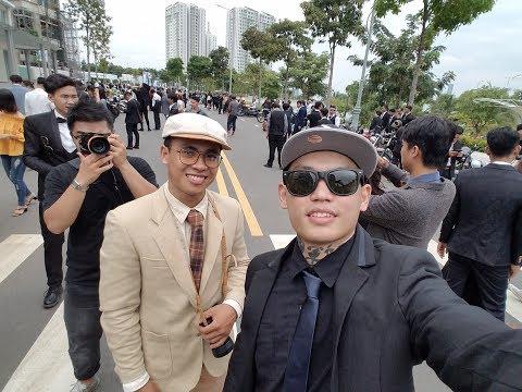 Gentleman's Ride 2018 SaiGon VietNam - Ngày của những chiếc xe mang phong cách cổ điển - Thời lượng: 33:49.