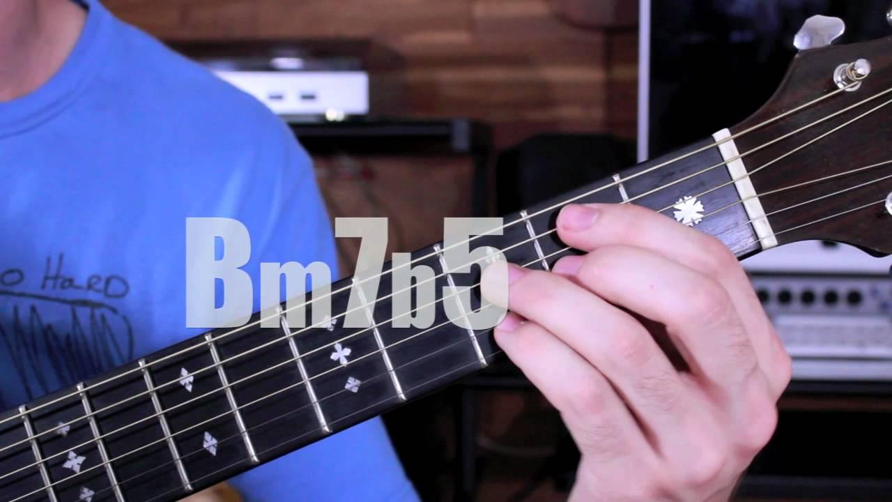 Advanced Guitar Chords- Brazilian, Bossa, Flamenco Lesson!